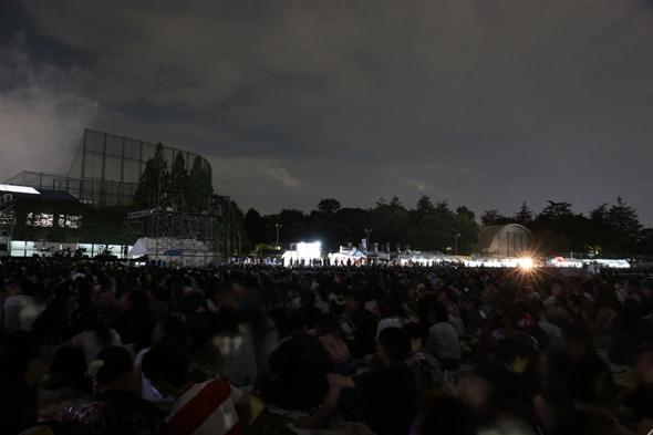 2015神宮外苑花火大会