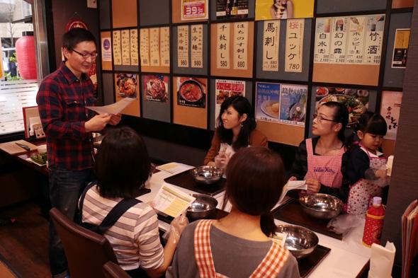 キムチ作り教室