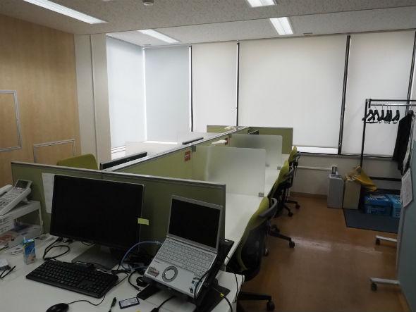 シェアオフィス1