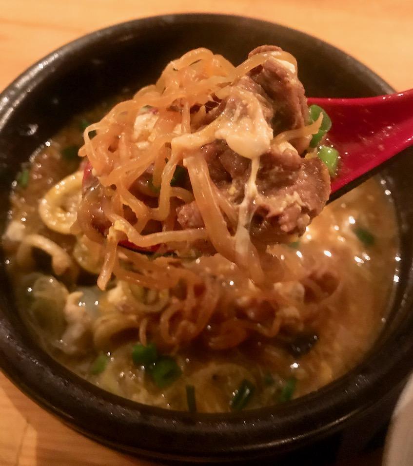 西早稲田3丁目「和バル処えんじ」和牛ごちそう肉豆腐