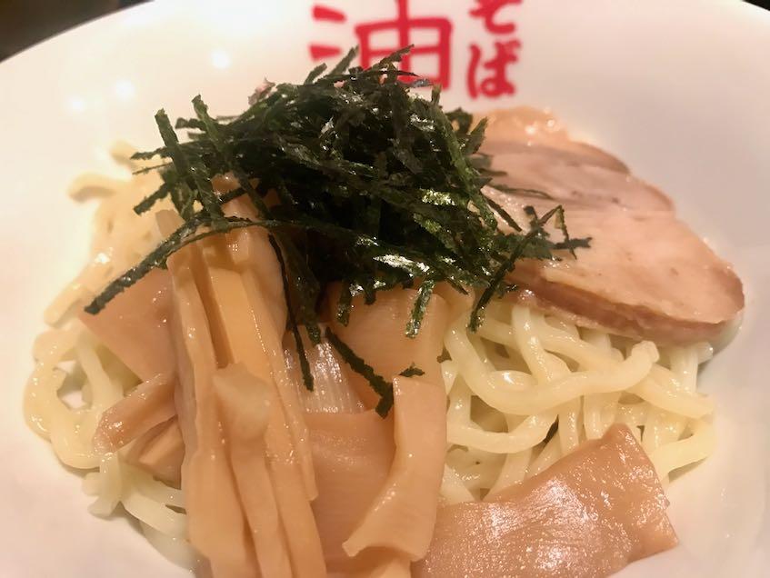 東京麺珍亭本舗西早稲田店さんの油そば
